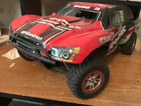 Traxxas Slayer Pro 4x4 (Nitro 3.3 engine)with TQi remote and lots of accessories  Colorado Springs, 80917