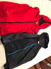 Youth XL jackets, North Face, Under Armour and Nike Centreville, 20120