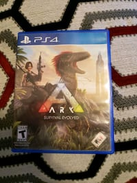 PS4 Ark Survival Evolved Game for sale - Used.