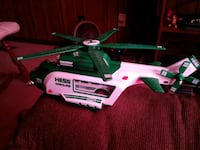 white and green helicopter toy Martinsburg, 25405