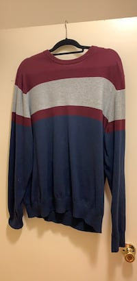 IZOD Sweater XL Silver Spring, 20903