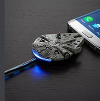 Star Wars Millennium Falcon Micro USB Charging Cable