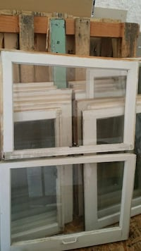 Float Glass Wood Window Sashes.