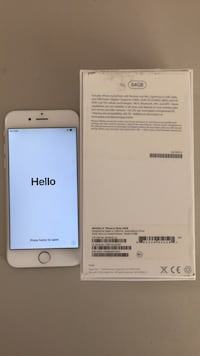 Iphone 6 Silver 64G Mc Lean, 22102