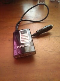 black and white Duracell battery charger Chicago, 60639