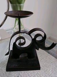 Elephant  Candle Holder cute