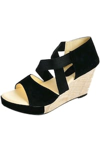 Black heel wedges Pimpri-Chinchwad, 411057