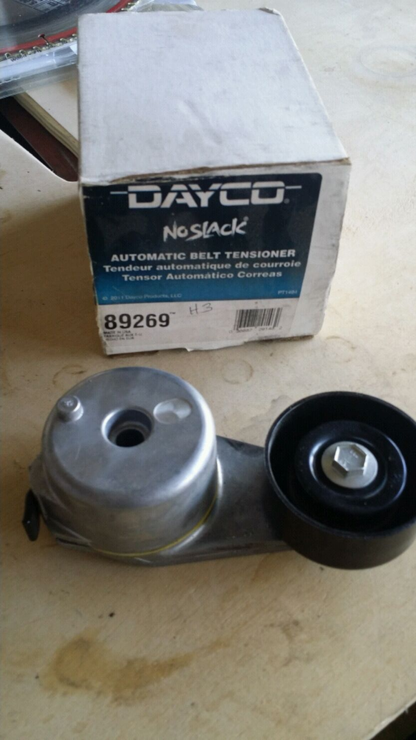 Dayco 89269 Automatic Tensioner Assembly