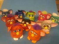 10 mcdonalds colkection furby Citrus Heights, 95621