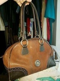 Dooney & Bourke brown leather handbag Moreno Valley, 92557