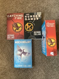 Hunger Games Trilogy Book Set London, N6B