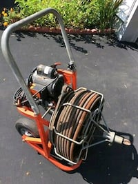 General Pipe Cleaners PS92C Speedrooter 92 1/2 HP