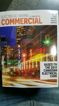Electrician Intermediate level 2 309a Commercial Prints book  Toronto, M9W 5R1