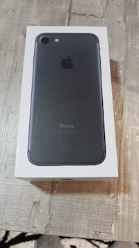 IPhone 7 Matt Schwarz 128 Gb