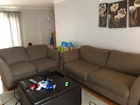 Couch & love seat Laval, H7P