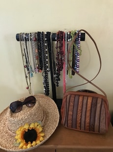 assorted accessories