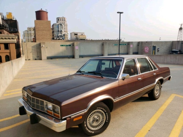 Ford Fairmont For Sale >> Ford Fairmont 1983 Price Firm