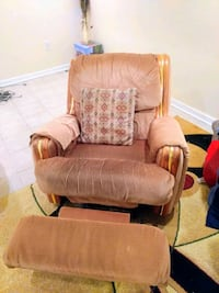 Recliner rocking chair North Brunswick Township