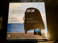 Embrace Air Deluxe back rest *New* Toronto, M1L 1M2