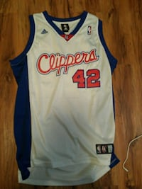 NBA Adidas Elton Brand L.A Clippers Jersey Kamloops, V2B 1V6