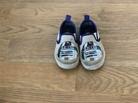 Size 7 Star Wars toddler shoes Bowie, 20720