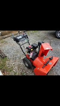BRAND NEW SNOWBLOWER  35 km