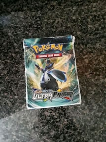 Pokemon training card game sun and moon
