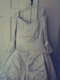 Wedding Dress one of a kind Custom made size 8-10 Sterling Heights, 48313