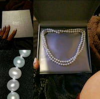Freshwater Pearl Necklace 332 mi