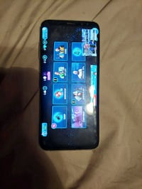 Black S8 Plus with case (open offers not2Low) Atlanta, 30331