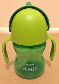 Philips Avent My Bendy Straw Cup, 7oz, Green Indianapolis, 46224