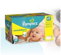 Pampers Swaddlers Disposable Diapers Size 2, 132 Count Rockville, 20853