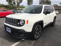 Jeep Renegade 2017 Los Angeles