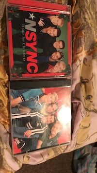 two nsync cd albums Orient, 43146
