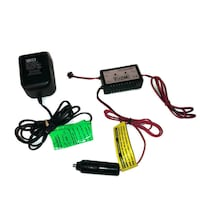 Flyzone by Hobbico Skyfly 12V DC Peak Charger & AC Wall Charger Model DPX482420 Independence