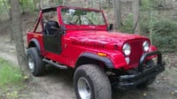 Jeep - CJ - 1986 Falls Church