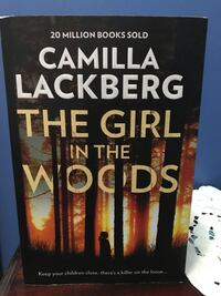 The Girl in the Woods by Camilla Lackberg Toronto, M6H 1X1
