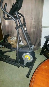 Golds Gym elliptical trainer paid 600 asking 380. Beaver Dam, 42320