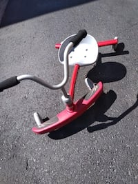 Radio Flyer Ziggle Ride ON  There has never been a more fun way to rid