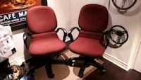Global Industries executive office chairs  Montréal, H8R 2Y5