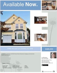 HOUSE For sale 4+BR 3.5BA Woodbridge