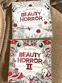 The BEAUTY of HORROR~Adult color Paicines, 95043