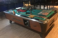 Pool table 5 x 9  Beaumont, T4X 1J9