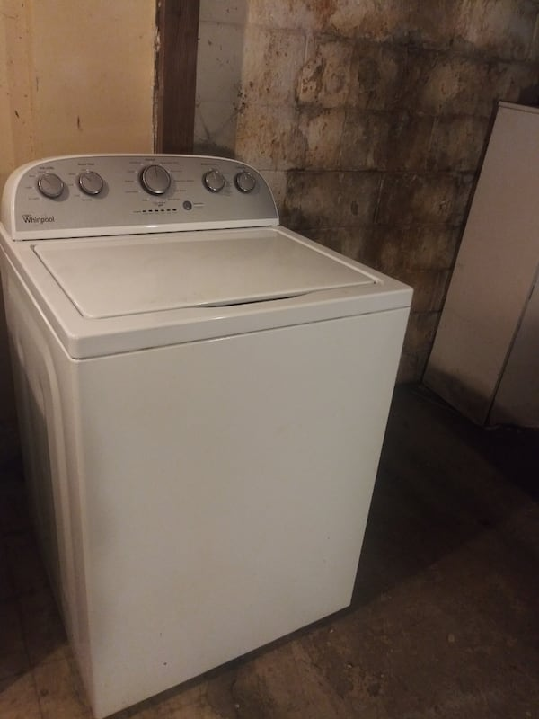 Super capacity Whirlpool washer delivered c78b2474-c053-486a-b1d1-8972789f77a1