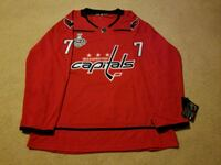 red and black Adidas jersey shirt Germantown, 20876