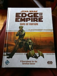 Star Wars edge of the empire suns of fortune Laval, H7N 5G2