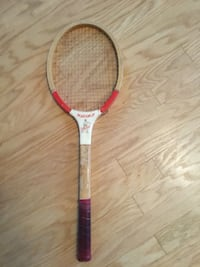 Vintage Wooden Tennis Racket - Masterplay Mahtomedi, 55115