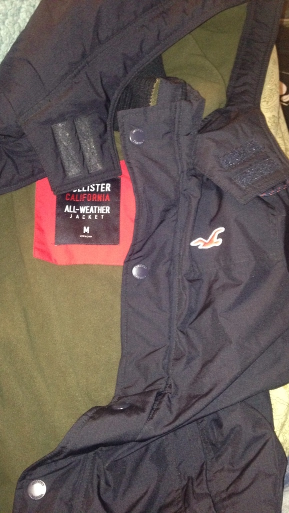 Letgo men 39 s all weather hollister jacket in coldfoot ak for Motor carriers road atlas download