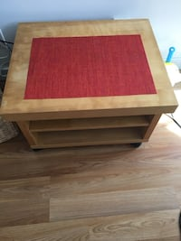 Ikea coffee table on the wheels Vancouver, V6Z 2P3