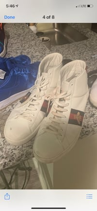 Gucci sneakers size 15